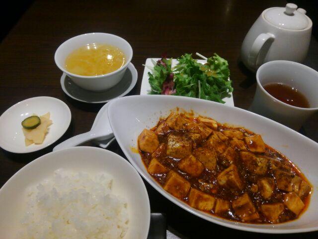 麻布長江ランチ